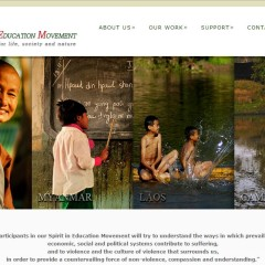 Spirit in Education Movment