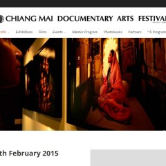 Chiang Mai Documentary Arts Festival
