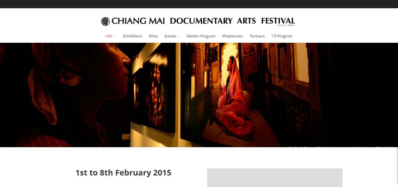 Chiang Mai Documentary Arts Festival
