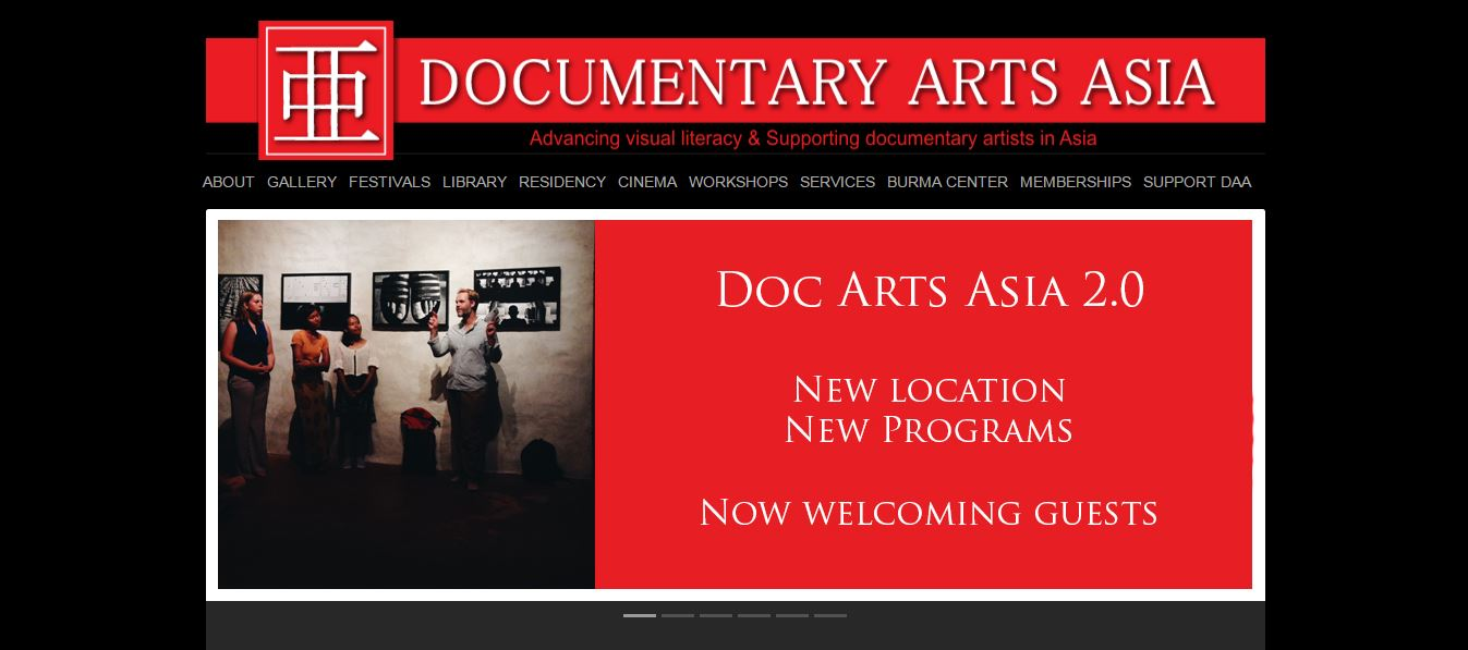 Documentary Arts Asia